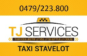TJ Services TAXI STAVELOT STAVELOT