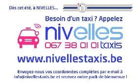 Nivelles Taxis NIVELLES