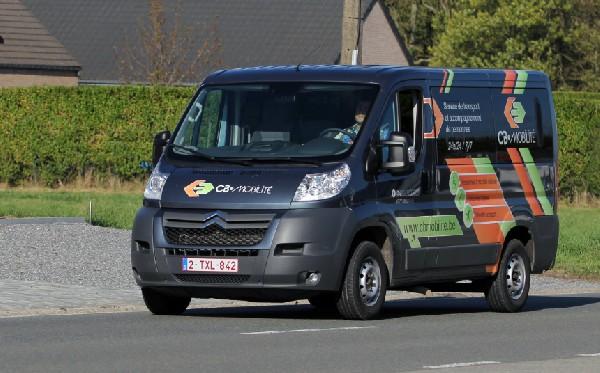 Notre véhicule, spacieux, moderne et confortable. Le plus important : la sécurité, la ponctualité et l'accueil.